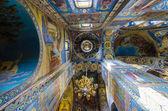 Kilise st. pet dökülmüş kan savior iç — Stok fotoğraf