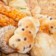 Stock Photo: International Breads