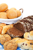Breads & Buns — Stock Photo
