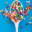 Foto Stock: Stylized Sprinkles