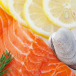Seafood on Ice — Stock Photo #15497341