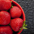 Strawberry Bowl — Foto Stock
