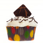 Постер, плакат: Chocolate Wafer Cupcake