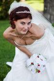 Bridal Fashion — Stock Photo