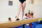 Gymnastics — Stock Photo