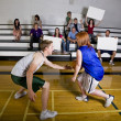 Foto Stock: Basketball Game
