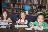 Kids at School — Stock Photo