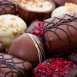 Fancy Chocolates - Stock Photo