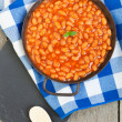 Baked Beans — Stock Photo #19092749