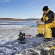 Ice Fishing — Stock Photo #21759957