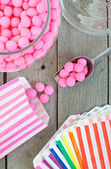Old Fashioned Candy Treats — Stock Photo