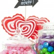 Candy Buffet — Stockfoto