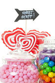 Candy Buffet — Stock Photo