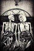 A Not so Dead Romance — Stock Photo