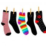 More Orphan Socks — Stock Photo