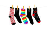 More Orphan Socks — Stock Photo