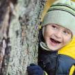 Stock Photo: Adorabli little boy playing