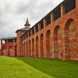 Stock Photo: Fortification of KolomnKremlin. Kolomna. Russia