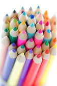 Kolorowe ołówki — Zdjęcie stockowe