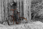 Old Bicycle — Stockfoto