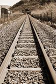 Ancienne voie ferrée — Photo