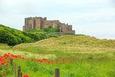 English Castle — Stock Photo
