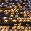 Candles in a church — Stock Photo #12872862