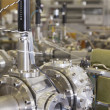 Stock Photo: Details of ION accelerator