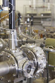 Details of ION accelerator — Stock Photo