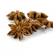 Stock Photo: Star anise isolated