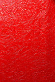 Red plastic texture — Stock Photo