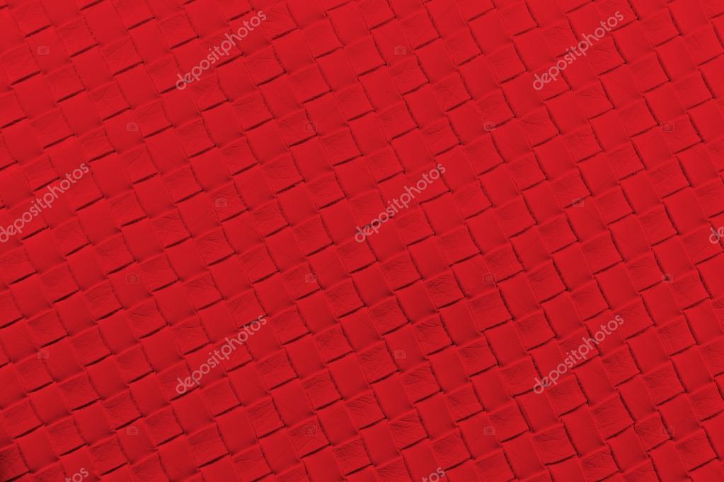 红色皮革纹理 — 图库照片08mario7#14777605