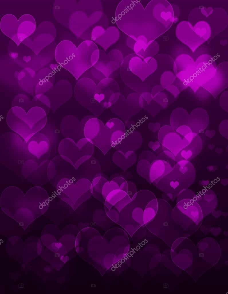 Hearts background — Stock Photo #16639719