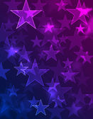 Stars background — Stock Photo