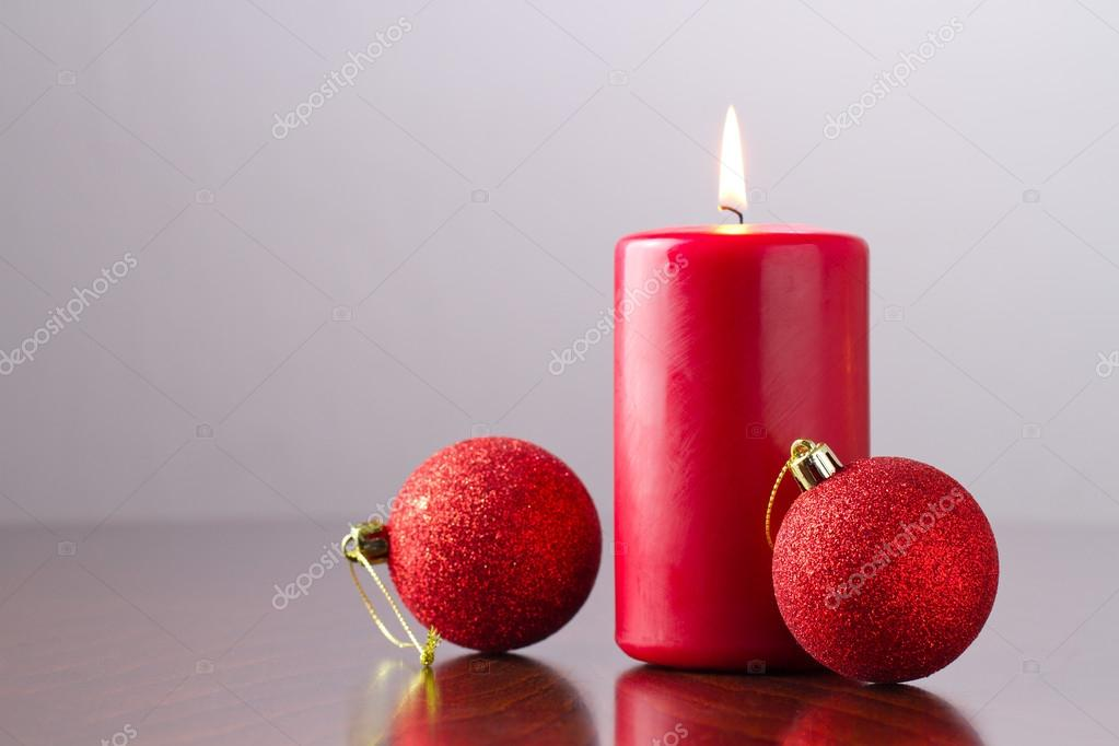 Candle — Stock Photo #16852443