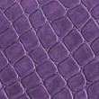 Stock Photo: Purple leather