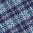Stock Photo: Gridded textile texture
