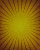 Vintage sunburst — Stock Photo
