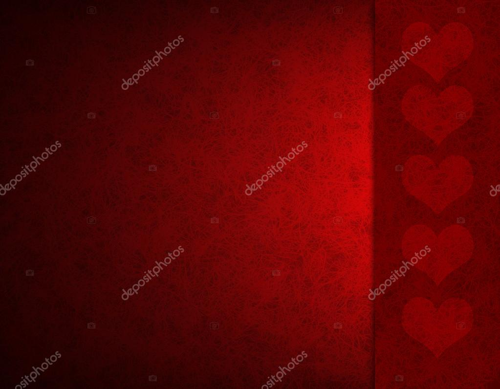 Valentine's day background with hearts  Foto Stock #19131353
