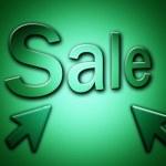 Sale text — Stock Photo #19372205