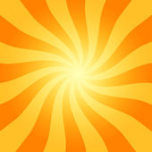 Retro sunburst — Stock Photo