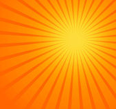Sun beams background — Stock Photo