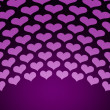 Foto Stock: Valentine background