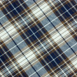 Royalty-Free Stock Photo: Gridded fabric textile for background