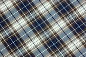 Gerasterde stof textiel voor achtergrond — Stockfoto