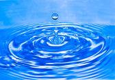 Wassertropfen — Stockfoto