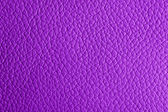 Purple leather — Stockfoto