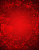 Red background — Stockfoto