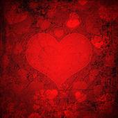 φόντο με καρδιές — Φωτογραφία Αρχείου