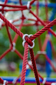 Rope games — Stock Photo